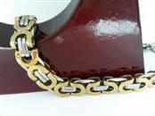 Bracelet Silver Stainless 30.2g